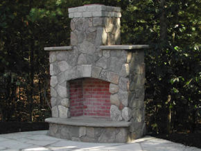 Fire Pits Outdoor Fireplaces Belko Landscaping