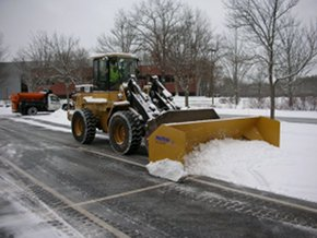 Commercial Snow Removal, Snow Plowing, Salem NH, Methuen MA